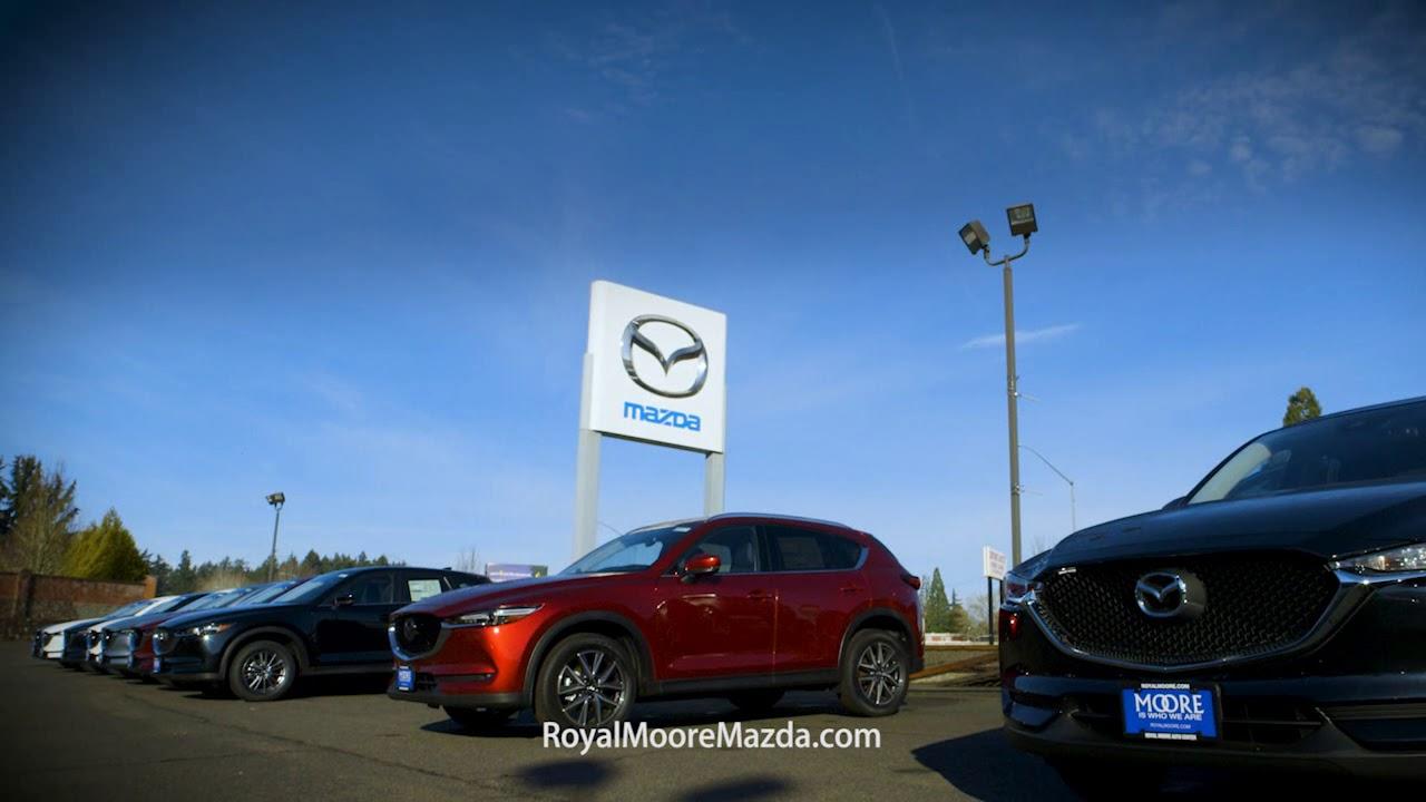 Royal Moore Mazda >> Moore Warranty Moore Value Moore Service Royal Moore Mazda