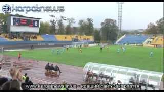 Говерла Кривбас 1-1