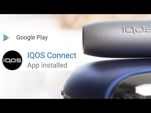 IQOS - Android APP Overview English (Canada  USA)