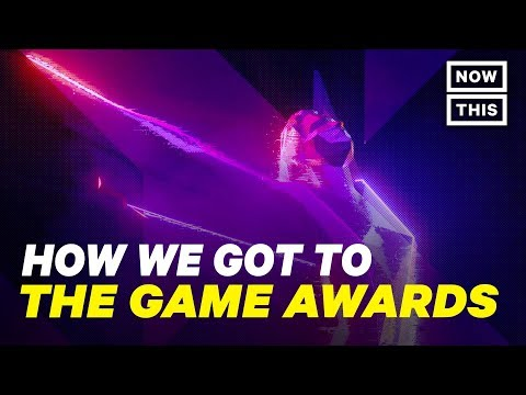 The Game Awards And The History Of Video Game Award Shows   NowThis Nerd