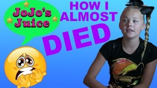 HOW I ALMOST DIED:/ JoJo's Juice thumbnail