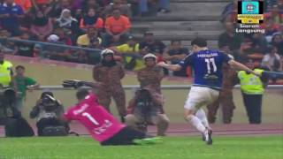 Final Piala FA 2016 | JDT vs PKNS 2 - 1