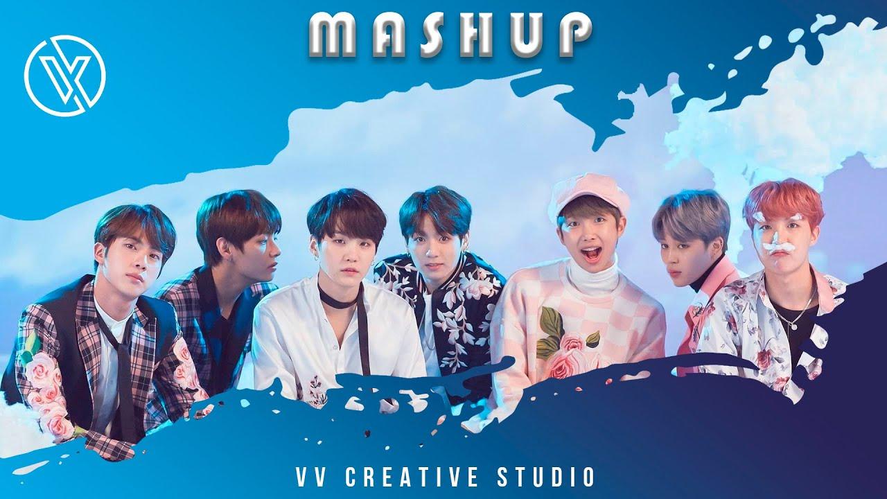 BTS | 2020 | Tribute to BTS | BTS Mashup | VV Creative Studio