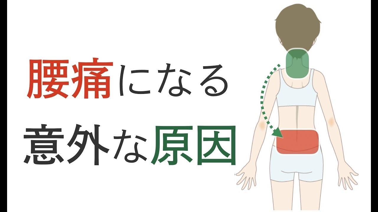 治し 方 腰痛