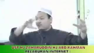ustaz zaharuddin   Hukum Forex Dalam Islam