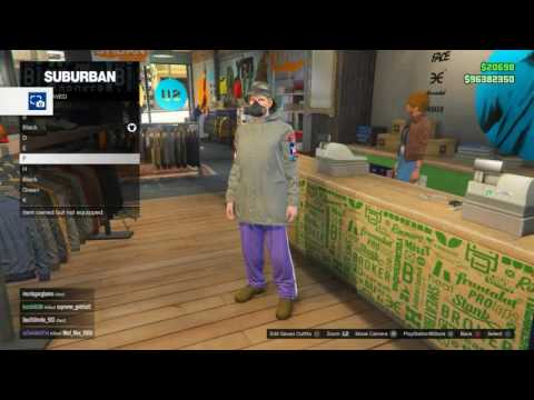 Gta 5 Online - Male Modded Outfits Raceing Tops!!! {Director Mode Glitch}1.39