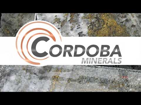 Exploring Copper & Gold in Colombia - Cordoba Minerals
