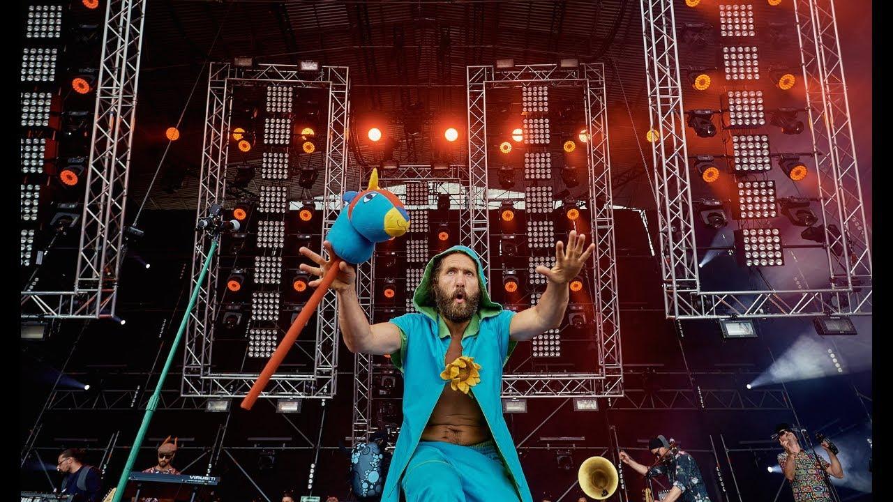 Retransmisja koncertu Łąki Łan na #Woodstock2017