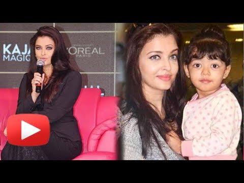 Aaradhya Bachchan Has The Most Beautiful Eyes, Says Aishwarya Rai Bachchan