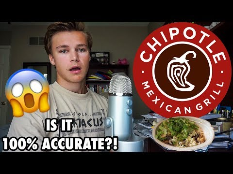 How Accurate Is The Chipotle Nutrition Calculator?