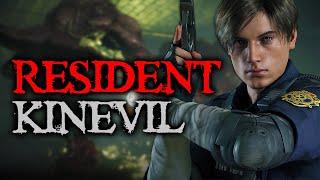 Let's Play Resident Evil 2 Remake Part 2 - Resident Kinevil