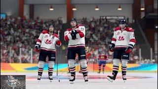 NHL 18 Threes | Circuit Mode: Pacific Circuit - Fridge Raiders vs. Lethbridge Hurricanes | Game #7