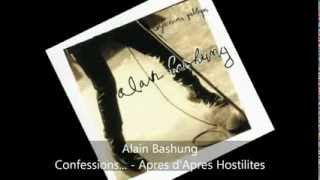 Watch Alain Bashung Apres Dapres Hostilites video