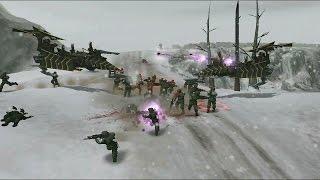 Трейлер Warhammer 40,000: Dawn of War: Soulstorm
