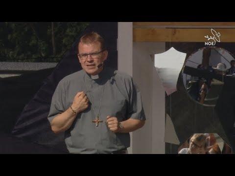 Katecheze Mons. Tomáše Holuba na CSM | Nebojte se být sami sebou