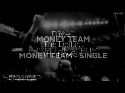 "Friyie - Money Team (Official Lyrics)   Floyd ""Money"" Mayweather Walkout Song!"
