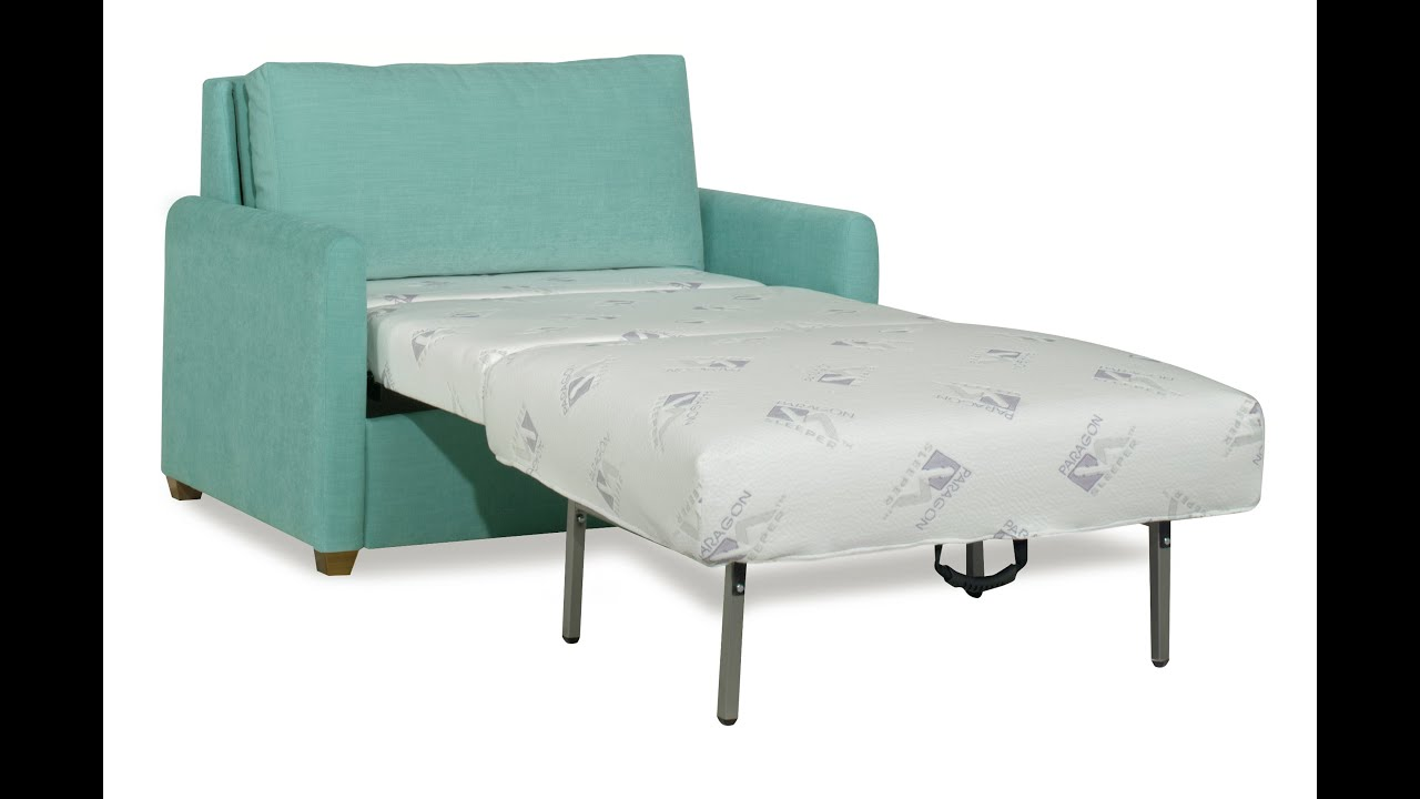 Twin Sleeper Chair | Twin Sleeper Chair Crate And Barrel   YouTube