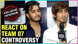 TikTok Stars Adnaan Shaikh And Faiz Baloch REACT On Team 07 Controversy EXCLUSIVE