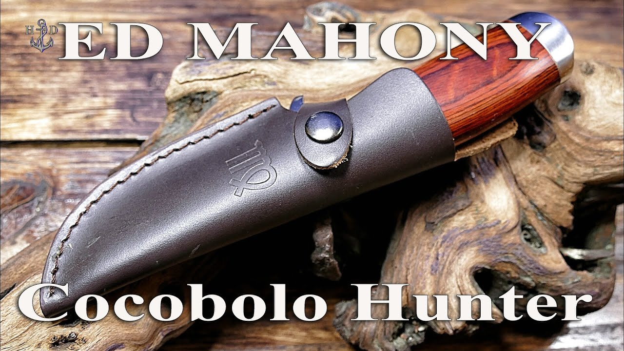 ED MAHONY Cocobolo Hunter ( Low Budget) - YouTube