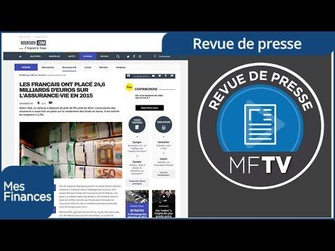 Revue de presse semaine 05 : nouveautés fiscales, garantie locative et assurance vie
