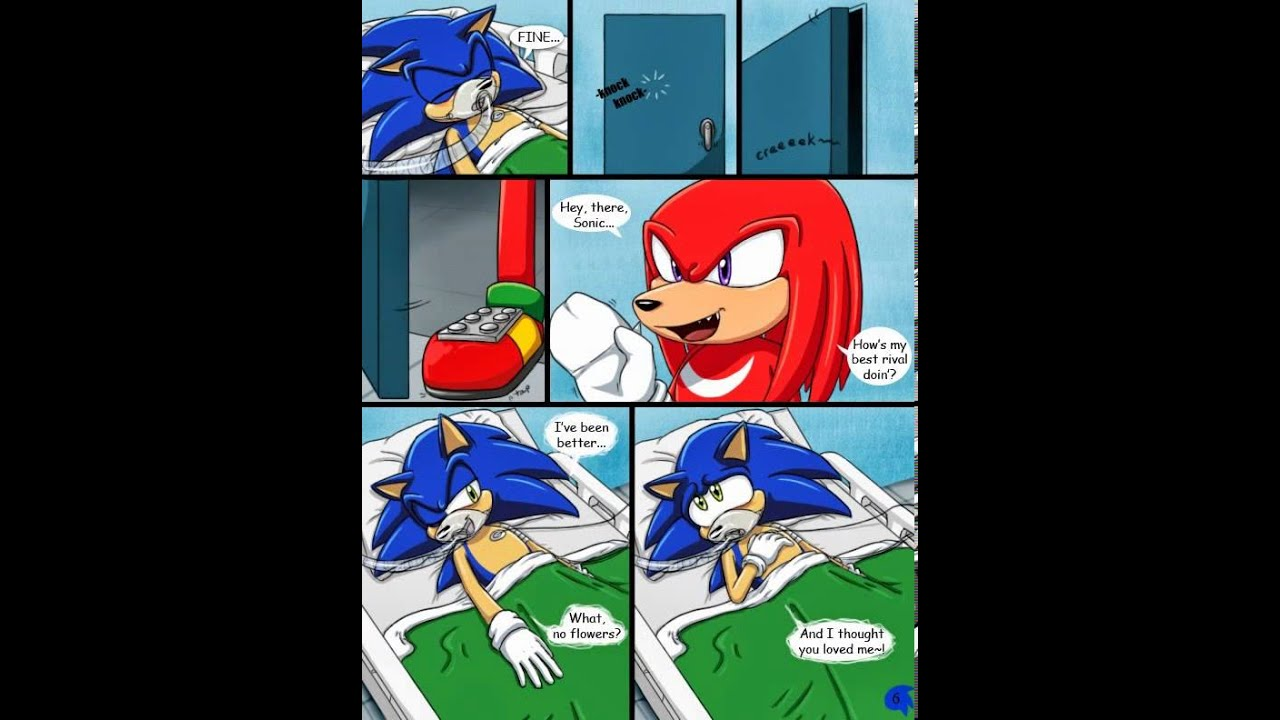 Sthmc Sonic The Hedgehog Mobius Chronicles Youtube