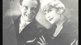 Carlotta Vanconti & Richard Tauber - Niemand liebt dich so wie ich