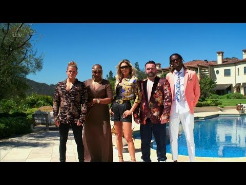 The X Factor UK 2018 Ayda and Her Overs Finalists Judges' Houses Full Clip S15E14