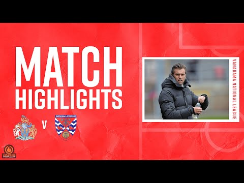 Altrincham Dagenham & Red. Goals And Highlights