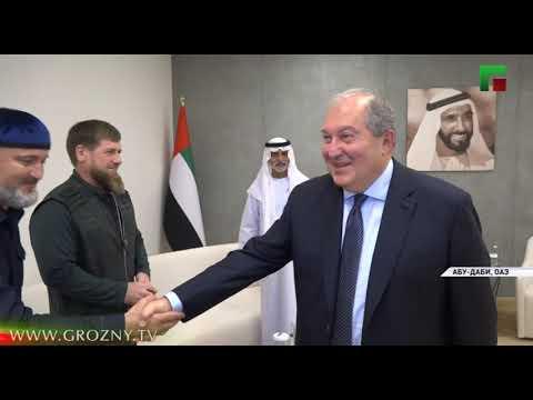 Рамзан Кадыров поздравил ОАЭ с Днем независимости