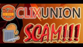 ClixUnion полный обзор и стратегия развития аккаунта. Video