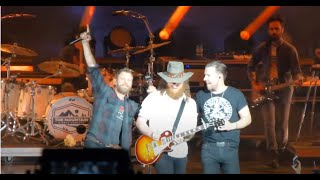 Dierks Bentley - Burning Man (w/Brothers Osborne) & Up on the Ridge - Clarkston, MI - 06.01.18