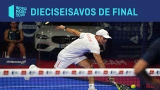 Resumen Dieciseisavos (3) Estrella Damm Madrid Master | World Padel Tour