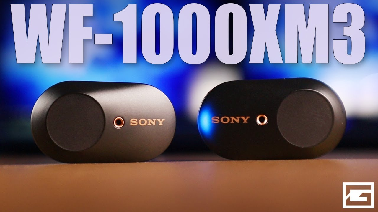 Download Almost Perfect : Sony WF-1000XM3 True Wireless REVIEW