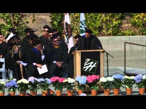 Nipun Mehta, Keynote Speaker at The Harker School Graduation 2013