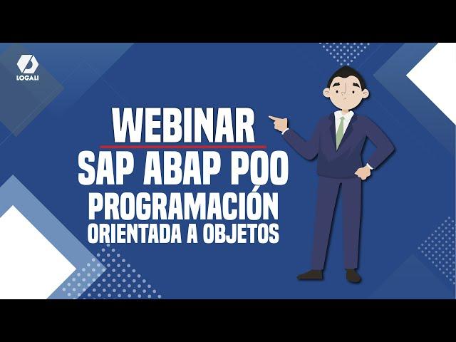 Webinar SAP ABAP POO - Programación Orientada a Objetos