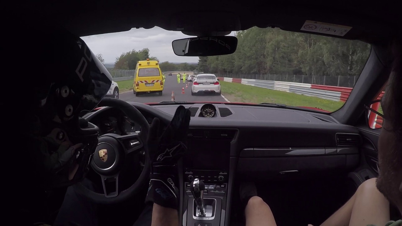 Porsche GT3RS vs. tuned BMW M2 Competition & RingTaxi M5 @ Nordschleife//.