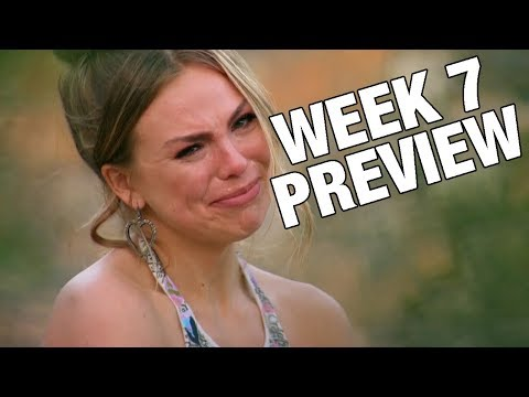 TEA IS EVERYWHERE - The Bachelorette Week 7 Preview Breakdown