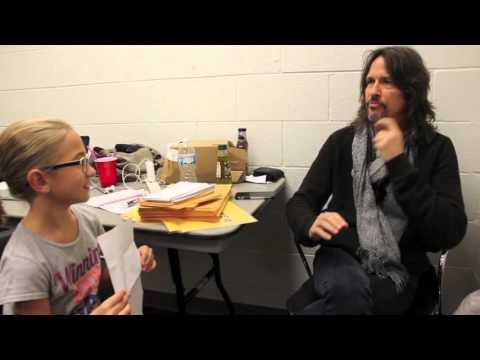 Kids Interview Bands - Kelly Hansen (Foreigner)