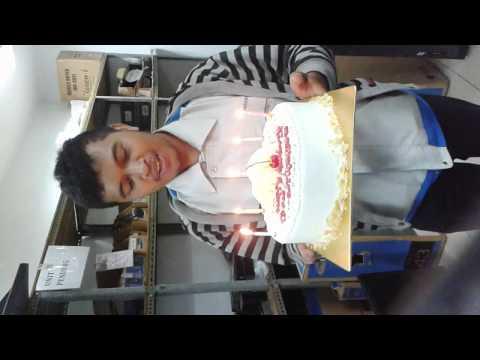 Selamat ulang tahun megi hardianto
