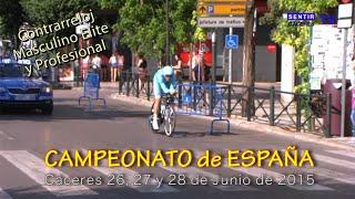 Campeonato España Ciclismo Cáceres 2015 - Contrarreloj (2/2)