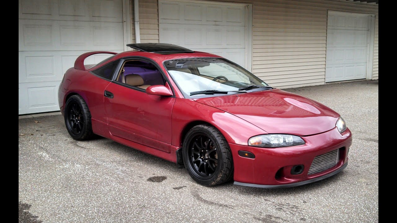 Winter Boosting In Wendy 1997 Eclipse Gsx 20g Youtube
