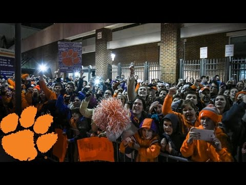 Clemson Football Fans Thrilled to Welcome Back Tigers
