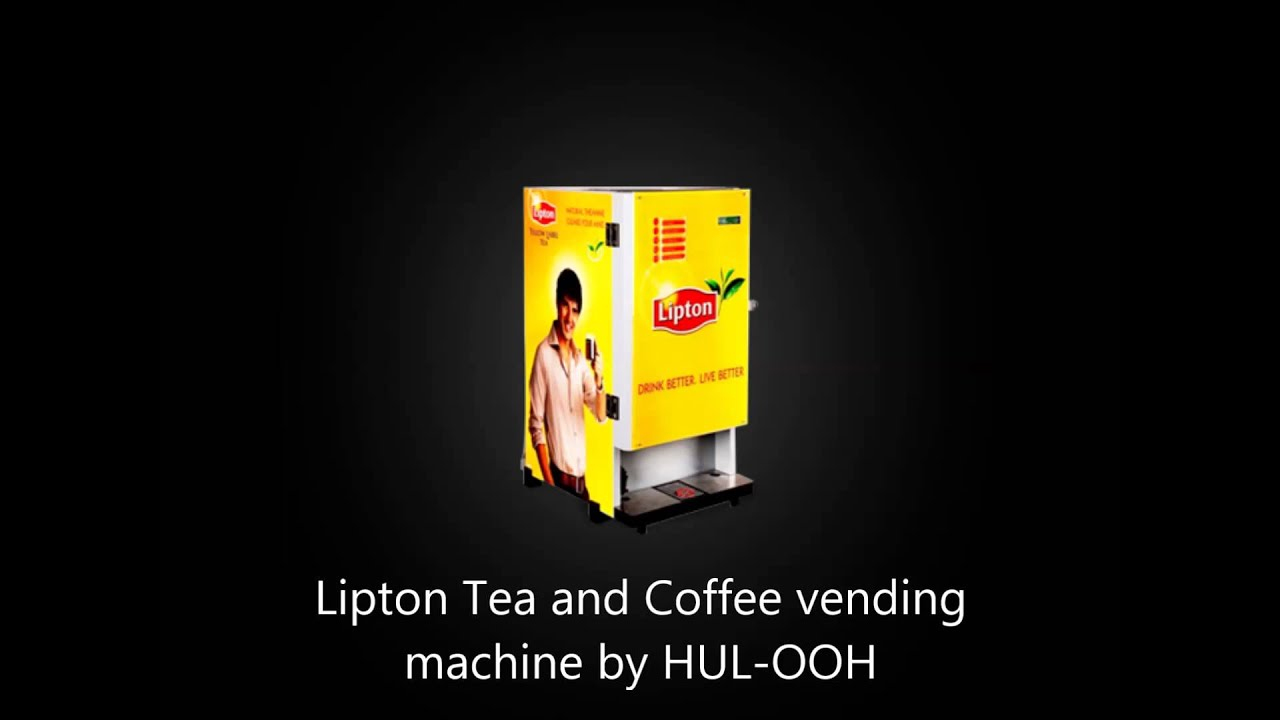 Lipton Coffee Vending Machine Delhi Tea Mumbai