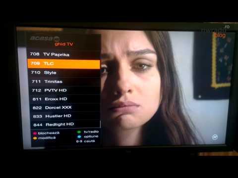 Orange TV în România, interfață, receiver, prețuri și canale