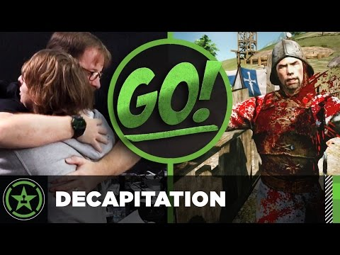GO! #99 - DECAPITATION!