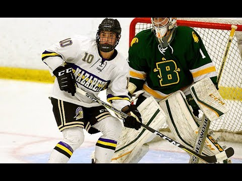 Canton vs Nazareth Men's Ice Hockey 1.9.18