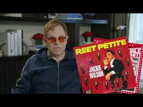Elton John on his love of record stores
