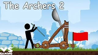 New Stickman Game: The Catapult | Stickman Fighting Android GamePlay Ep3