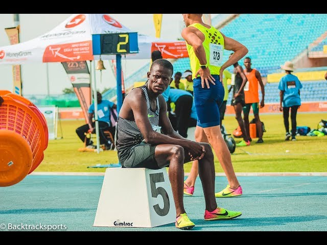 Masilo runs 1:46.4 at Gaborone International Meet