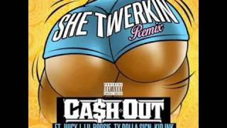 Ca$h Out - She Twerkin (Remix) Instrumental